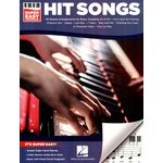Hal Leonard Hit Songs Super Easy Songbook