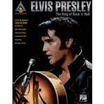 Hal Leonard Elvis Presley:The King Of Rock