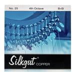 Bow Brand Silkgut Copper 4th Bb No.25