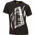 Xam Schrock T-Shirt Piano Feeling XL