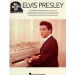 Hal Leonard Elvis Presley All Jazzed Up!