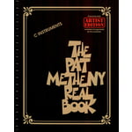 Hal Leonard The Pat Metheny Real Book C