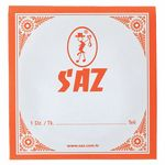 Saz DST22C Divan Saz Strings Set