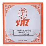 Saz STB6 Tambur Strings Set Std.