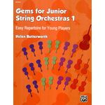 Alfred Music Publishing Gems for Junior String 1