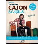 Hage Musikverlag Cajon Schule ohne Noten