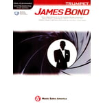 Music Sales Play James Bond Trumpet