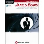 Music Sales Play James Bond Trombone