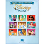 Hal Leonard Illustrated Treasury Of Disney