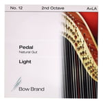 Bow Brand Pedal Nat. Gut 2nd A No.12 L