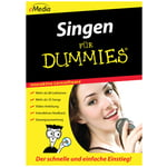 Emedia Singen for Dummies - Mac