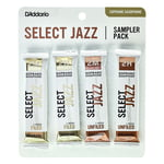 D'Addario Woodwinds Select Jazz Sopran Sample Pck2
