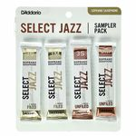 DAddario Woodwinds Select Jazz Sopran Sample Pck3