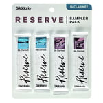 D'Addario Woodwinds Reserve Clarinet Sampler P 2,5