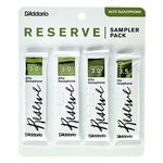 Daddario Woodwinds Reserve Alto Sampler Pack 3,0