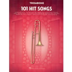 Hal Leonard 101 Hit Songs For Trombone