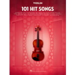 Hal Leonard 101 Hit Songs For Violin