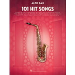 Hal Leonard 101 Hit Songs For Alt Sax