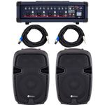 Phonic Powerpod 415RW Bundle