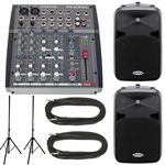 Phonic AM240 D Bundle