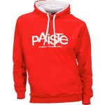 Paiste Contrast Hoody Red XL