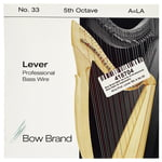 Bow Brand BWP 5th A Harp Bass Wire No.33
