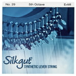 Bow Brand Silkgut 5th E Harp Str. No.29