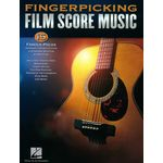 Hal Leonard Fingerpicking Film Score Music