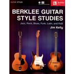 Berklee Press Berklee Guitar Style Studies