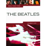 Hal Leonard Really Easy Piano The Beatles