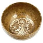 Thomann Tibetan Engraved Bowl 900g