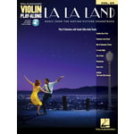 Hal Leonard Violin Play Along La la Land