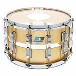 "Ludwig 14""x08"" Slotted Coliseum Gold"