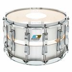 "Ludwig 14""x08"" Slotted Coliseum Silv."