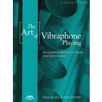 Meredith Music The Art of Vibraphone Playing