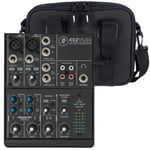 Mackie 402 VLZ4 Bag Bundle