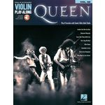 Hal Leonard Queen: Violin Play-Along