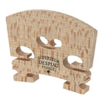 Despiau No.11 Violin Bridge 1/4 C