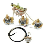 Emerson Custom ST 5-Way 250K Prewired Kit