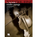 Hal Leonard Big Book Of Violin Songs