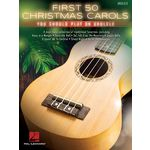 Hal Leonard First 50 Christmas Ukulele