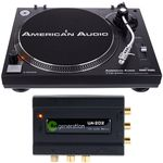 American Audio TTD 2400 USB Interface Set