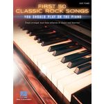 Hal Leonard First 50 Classic Rock Songs