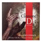 Larsen Il Cannone Violin String D Sol