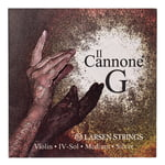 Larsen Il Cannone Violin String G Med
