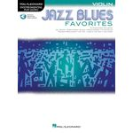 Hal Leonard Jazz Blues Favorites - Violin