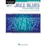 Hal Leonard Jazz Blues Favorites-Trombone
