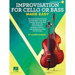 Hal Leonard Improvisation For Cello