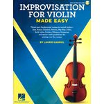 Hal Leonard Improvisation For Violin