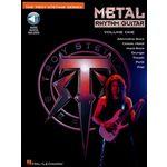 Hal Leonard Metal Rhythm Guitar